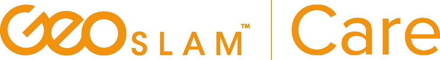 GeoSLAM care logo